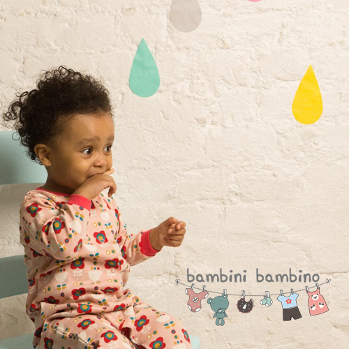 Bambini Bambino eCommerce Website Design by Littlebigbox Website Design Soutampton, Hampshire