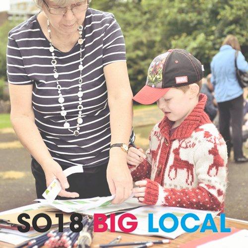 SO18 Big Local Responsive Website