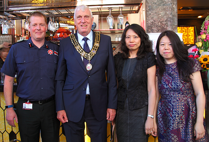 We were commissioned to photograph the opening launch party on behalf of the new Chinese restaurant, Shanghai 1814 - Photographers in Southampton